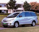 Europcar Car Rental Vehicle